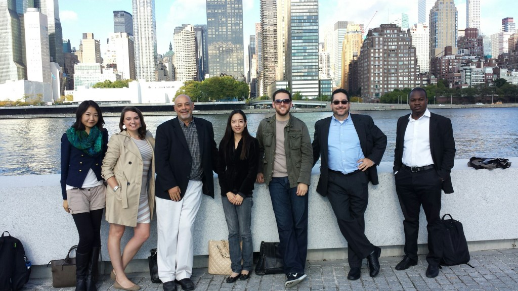 FPE Architects Visits the FDR Four Freedoms Park